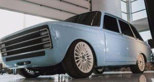auto elettrica russa kalashnikov
