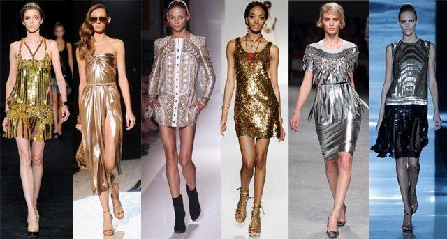 tendenze moda argento autunno 2018 inverno 2019