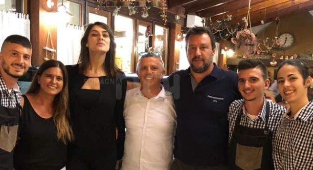 Salvini vacanze