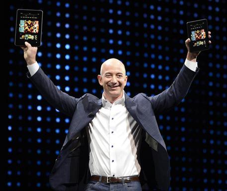 Chi è Jeff Bezos