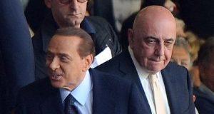 Berlusconi al Monza