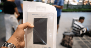 huawei power bank scherzo alla apple