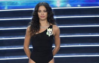 miss italia nuda