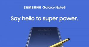 Galaxy Note 9 batteria esplosa