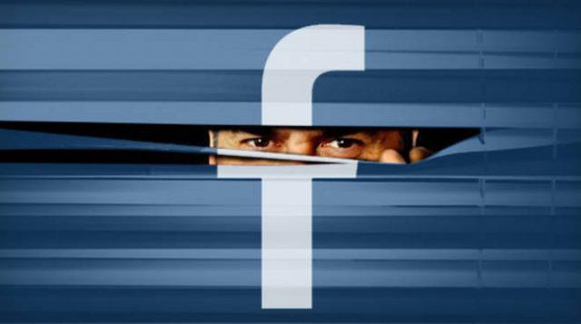 Facebook spia utenti