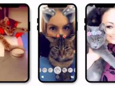 snapchat lens gatti