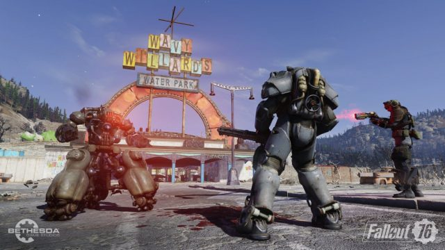 Fallout 76 crash bug nuke