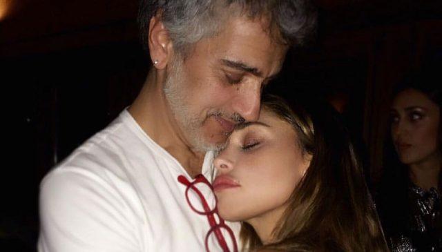 Belen Rodriguez padre