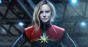 Captain Marvel Avengers