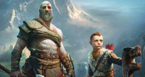 God of War ps4 boss