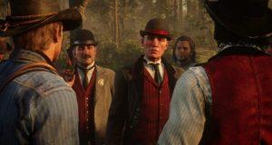 Red Dead Redemption 2 Pinkerton