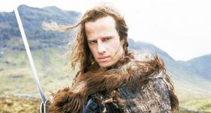 Christopher Lambert Barbara D'Urso