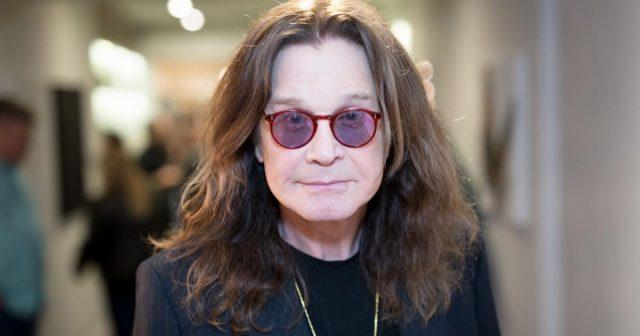 Ozzy Osbourne malato