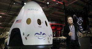 Elon Musk spazio Soyuz Crew