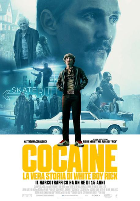 Cocaine White Boy Rick
