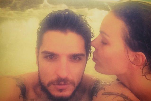 Luigi Favoloso Nina Moric Instagram