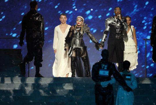 Madonna Eurovision